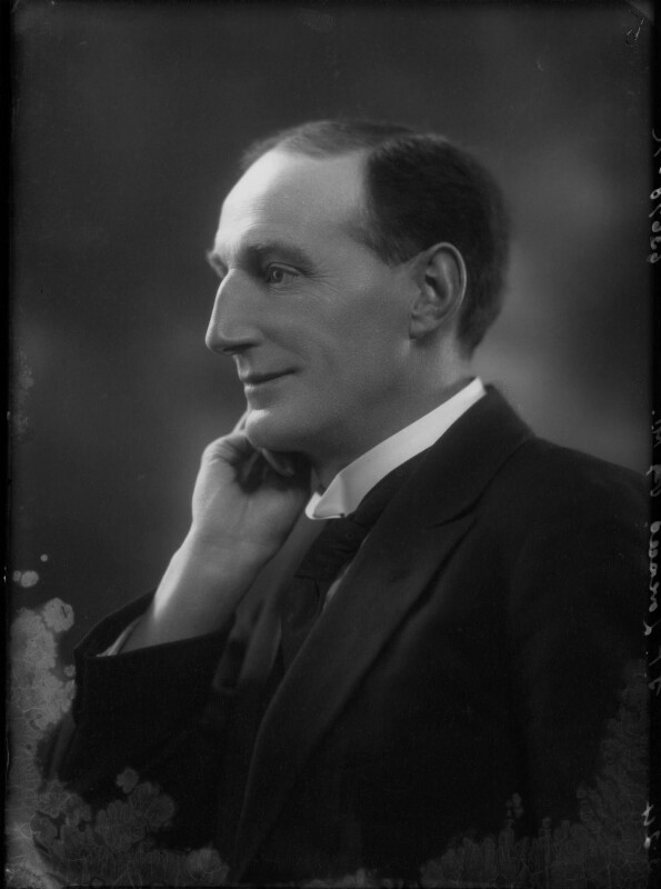 John Frederick Loverseed, by Bassano Ltd, 11 March 1924 - NPG x34210 - © National Portrait Gallery, London
