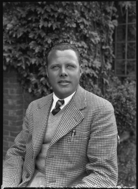 Percy Allis, by Bassano Ltd, 1 July 1935 - NPG x34218 - © National Portrait Gallery, London