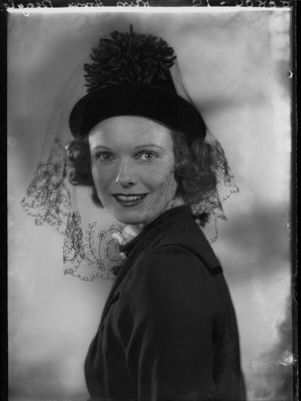 Anna Neagle, by Bassano Ltd, 1938 - NPG x34225 - © National Portrait Gallery, London