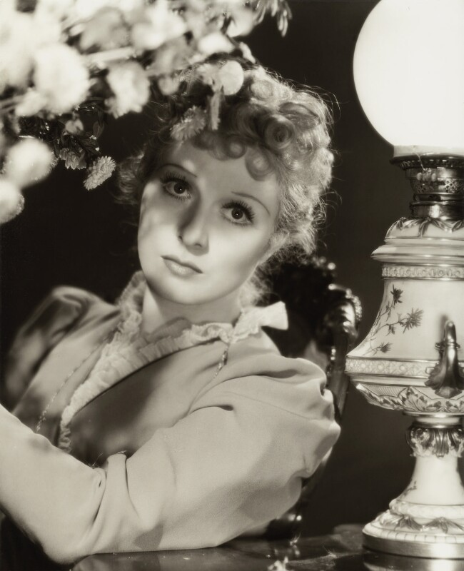 (Eileen Evelyn) Greer Garson as Katherine Chipping in 'Goodbye, Mr. Chips', by Davis Claude Boulton, 1939 - NPG x34546 - © reserved; collection National Portrait Gallery, London