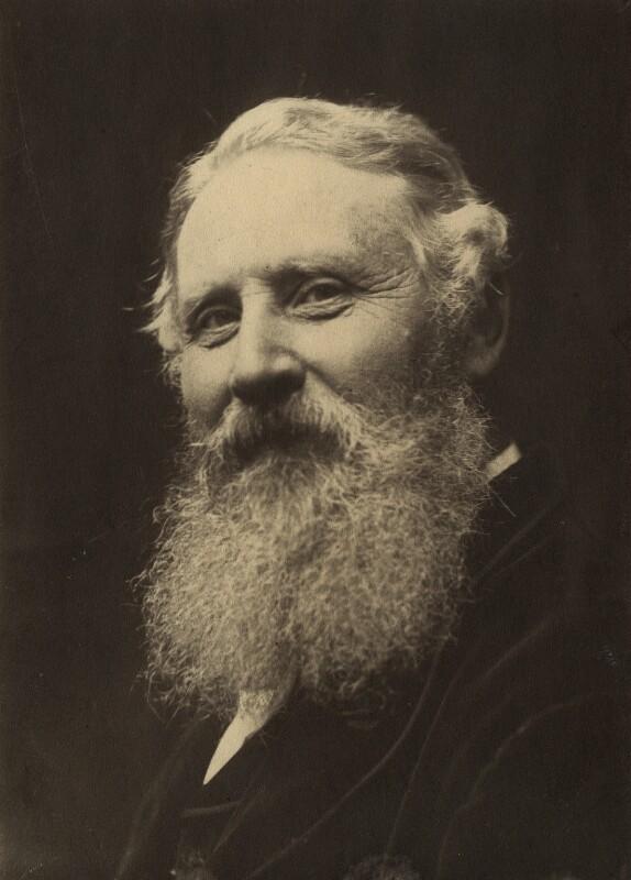 Robert Alexander, by Olive Edis, 1904 - NPG x35 - © National Portrait Gallery, London