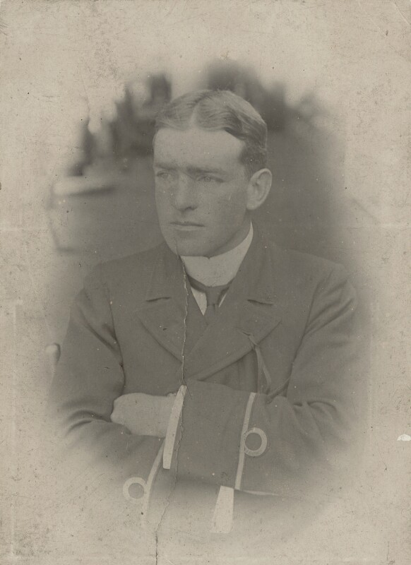 Sir Ernest Henry Shackleton, by Unknown photographer, 1900s - NPG x36033 - © National Portrait Gallery, London