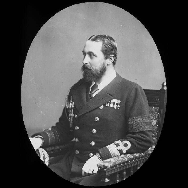 NPG x3616; Prince Alfred, Duke...