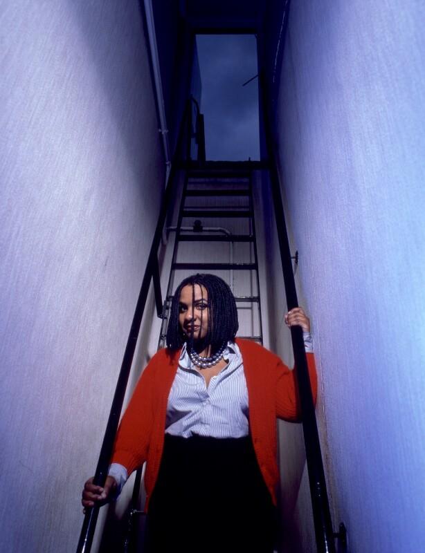 Diane Abbott, by Miriam Reik, 1986 - NPG x46500 - © Miriam Reik