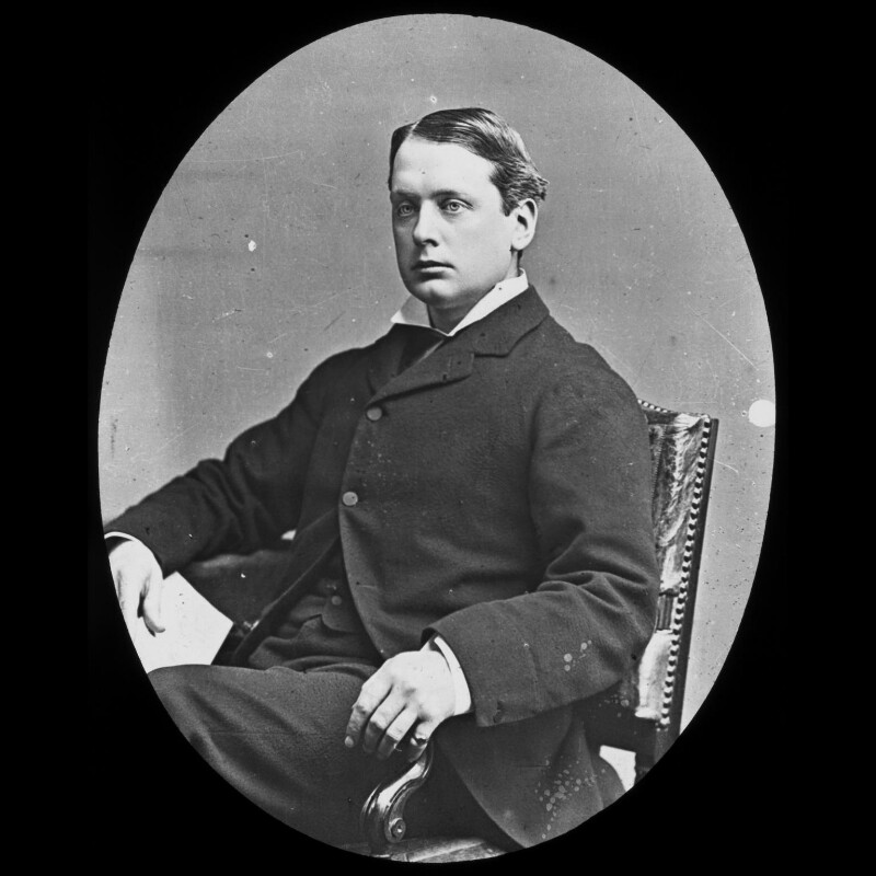 Archibald Philip Primrose, 5th Earl of Rosebery, by York & Son, after  Unknown photographer, 1890s - NPG x3660 - © National Portrait Gallery, London