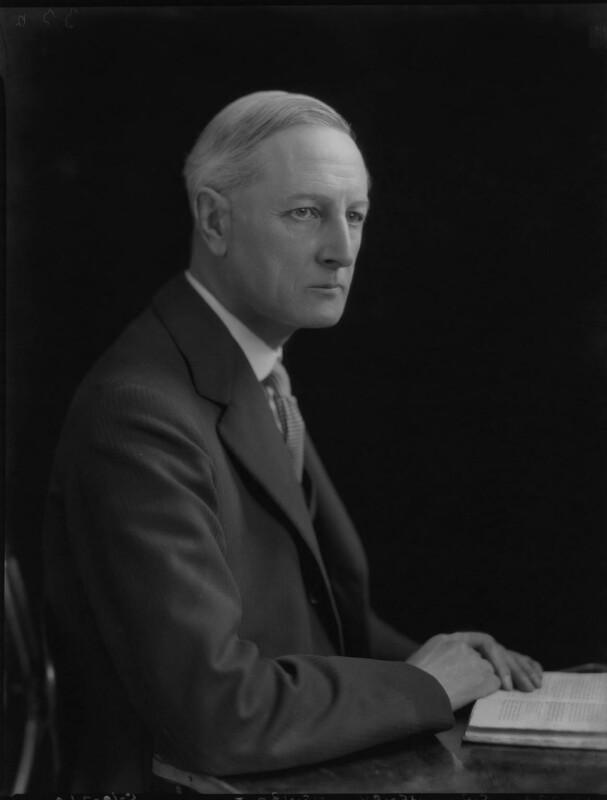 Sir Henry John Newbolt, by Lafayette, 5 June 1926 - NPG x37008 - © National Portrait Gallery, London