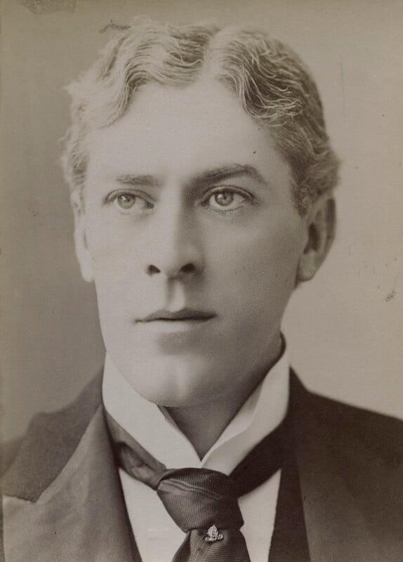Sir George Alexander (George Samson), by Unknown photographer, 1880s-1890s - NPG x3770 - © National Portrait Gallery, London