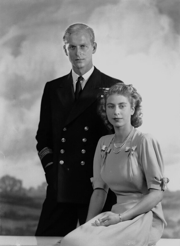 Npg X38010 Prince Philip, Duke Of Edinburgh Queen Elizabeth Ii -9853