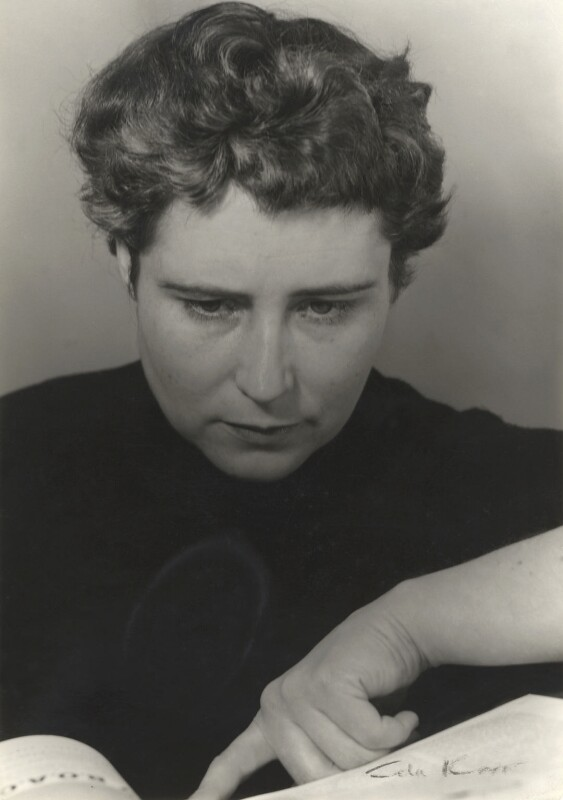 Doris Lessing, by Ida Kar, early 1950s - NPG x88537 - © National Portrait Gallery, London