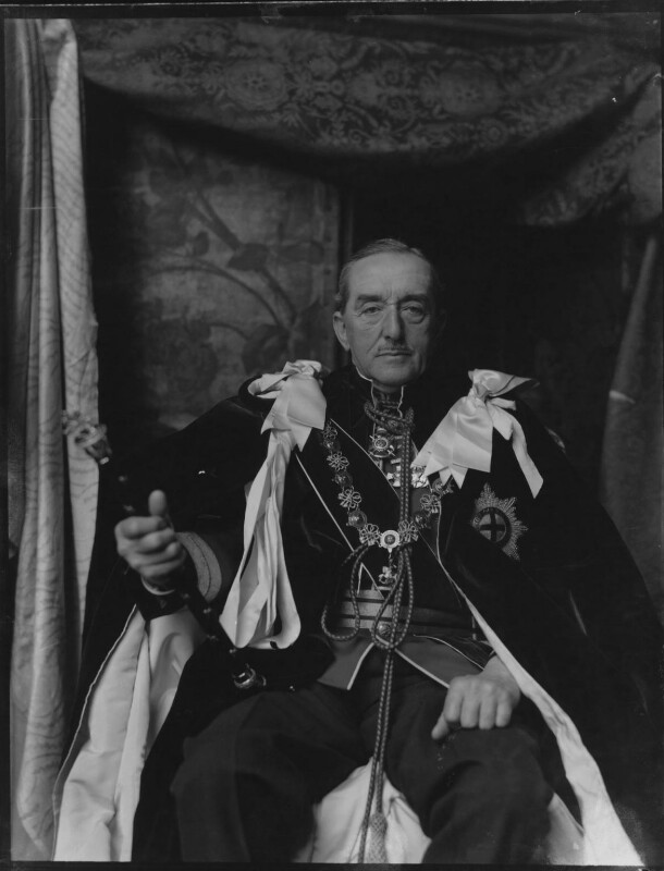 Alan Francis Brooke, 1st Viscount Alanbrooke, by Paul Laib, 1957 - NPG x38491 - The de Laslzo Collection of Paul Laib Negatives, Witt Library, The Courtauld Institute of Art, London © The de Laslzo Foundation