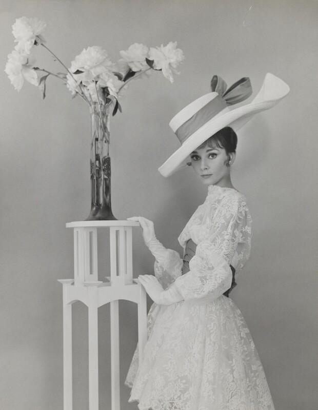 Audrey Hepburn, by Cecil Beaton, 1963 - NPG x40170 - © Cecil Beaton Studio Archive, Sotheby's London