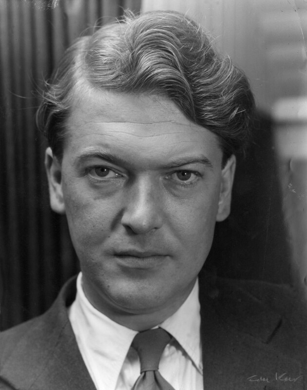 Kingsley Amis, by Ida Kar, late 1950s - NPG x88540 - © National Portrait Gallery, London