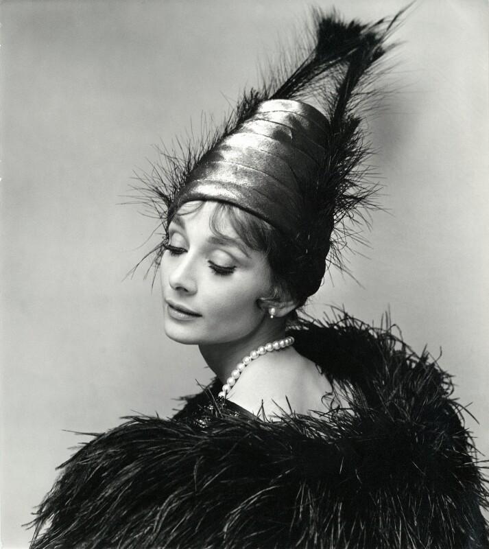 Audrey Hepburn, by Cecil Beaton, 1963 - NPG x40165 - © Cecil Beaton Studio Archive, Sotheby's London