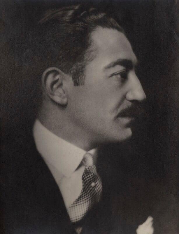 Michael Arlen, by Unknown photographer, 1930s-1940s - NPG x4073 - © National Portrait Gallery, London