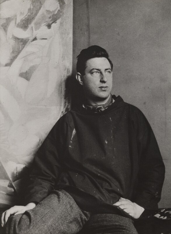 Paul Nash, by Lancelot de Giberne ('Lance') Sieveking, 1924 - NPG x4091 - © National Portrait Gallery, London