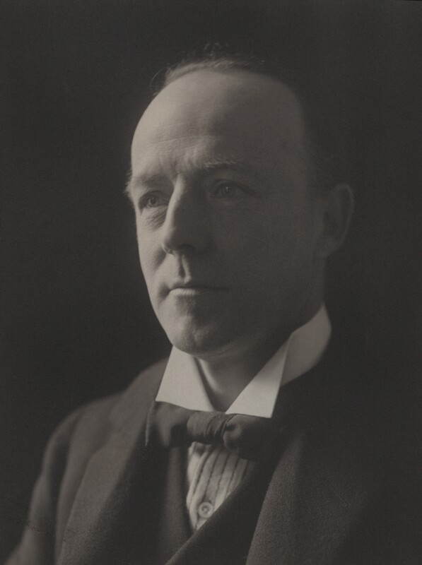 Walter Runciman, 1st Viscount Runciman, by (Mary) Olive Edis (Mrs Galsworthy), 1930s - NPG x4096 - © National Portrait Gallery, London