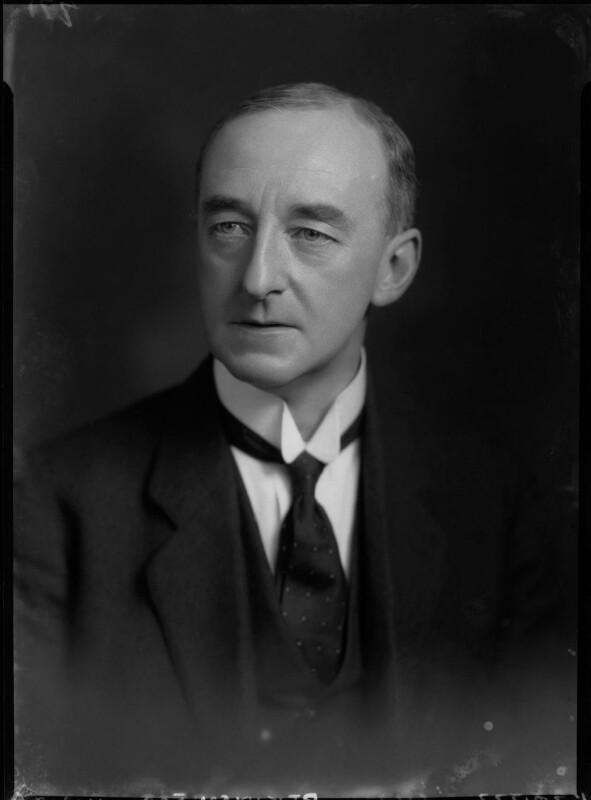 Sir Cyril Atkinson, by Lafayette, 4 February 1926 - NPG x41310 - © National Portrait Gallery, London