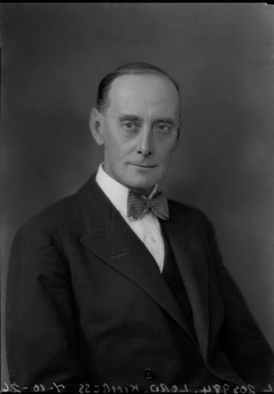Patrick Balfour, 2nd Baron Kinross, by Lafayette (Lafayette Ltd), 7 October 1926 - NPG x41411 - © National Portrait Gallery, London