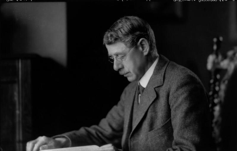 Ernest William Ainley-Walker, by Lafayette (Lafayette Ltd), 19 November 1926 - NPG x41558 - © National Portrait Gallery, London