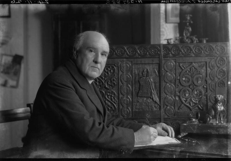 Arthur Harry Church, by Lafayette, 26 November 1926 - NPG x41582 - © National Portrait Gallery, London