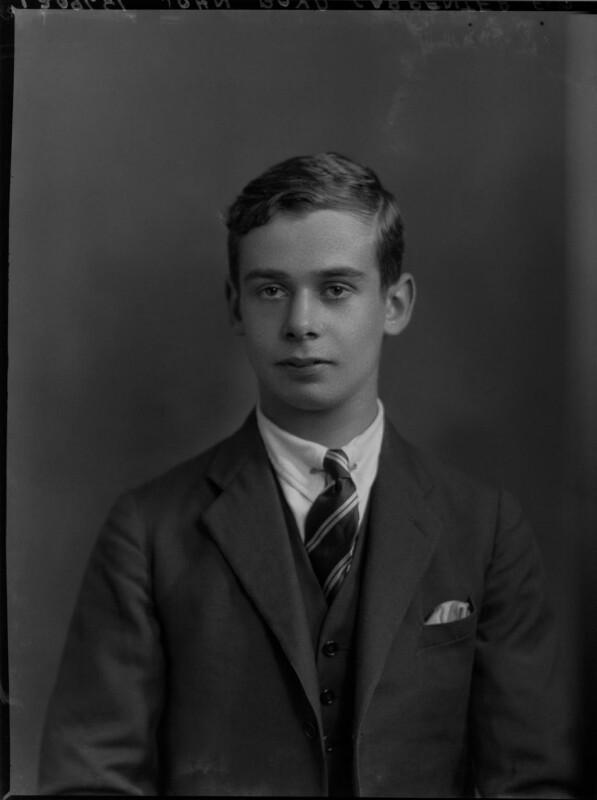 John Archibald Boyd-Carpenter, Baron Boyd-Carpenter, by Lafayette (Lafayette Ltd), 12 January 1927 - NPG x41649 - © National Portrait Gallery, London