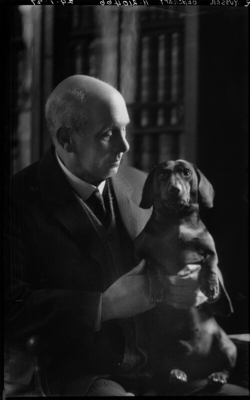 Sir Henry William Russell Bencraft, by Lafayette, 29 January 1927 - NPG x41677 - © National Portrait Gallery, London