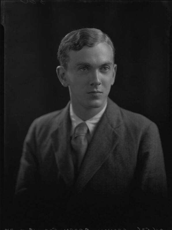 Graham Greene, by Lafayette, 19 July 1927 - NPG x41946 - © National Portrait Gallery, London