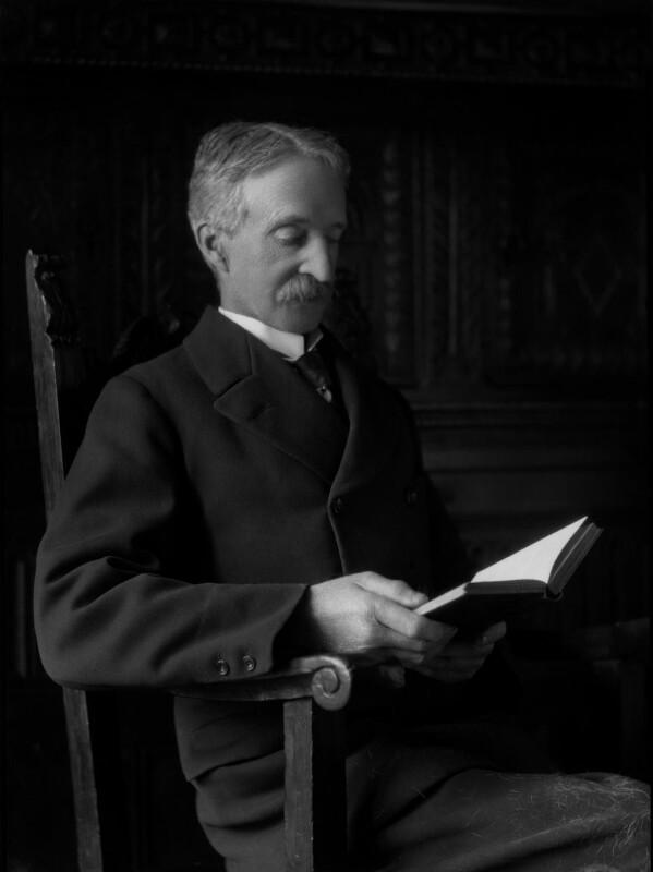 Edward Greenhill Amphlett, by Lafayette, 29 September 1927 - NPG x42043 - © National Portrait Gallery, London
