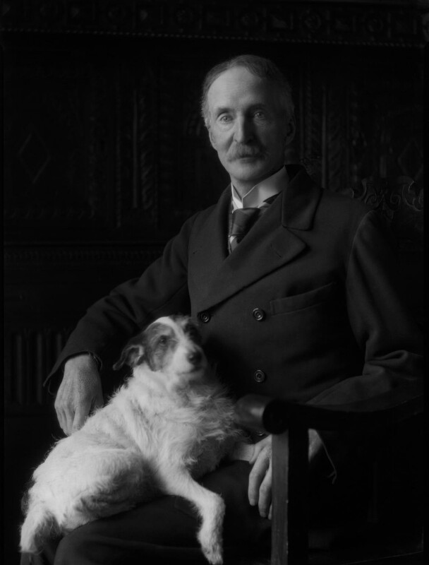Edward Greenhill Amphlett, by Lafayette (Lafayette Ltd), 29 September 1927 - NPG x42044 - © National Portrait Gallery, London