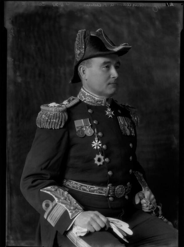 Sir Albert Percy Addison, by Lafayette (Lafayette Ltd), 8 November 1927 - NPG x42132 - © National Portrait Gallery, London