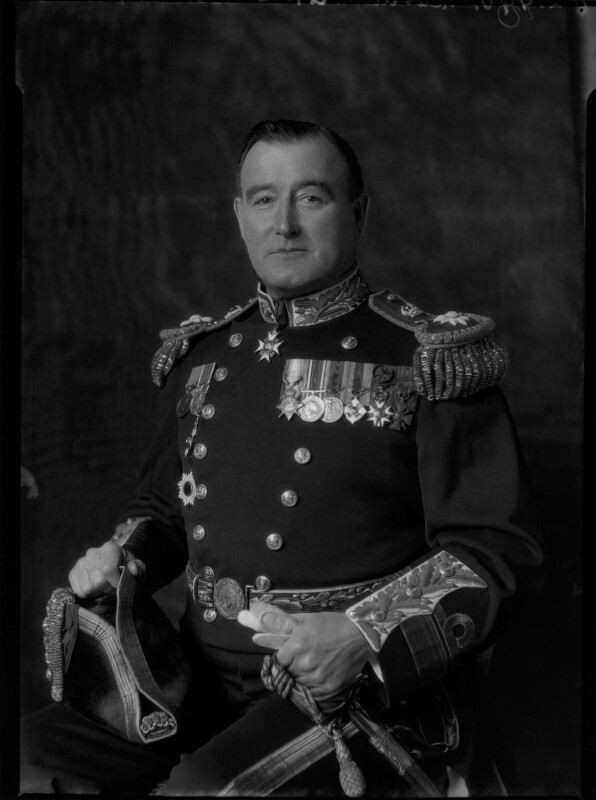 Sir Albert Percy Addison, by Lafayette (Lafayette Ltd), 8 November 1927 - NPG x42133 - © National Portrait Gallery, London
