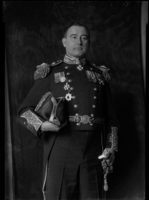 Sir Albert Percy Addison, by Lafayette, 8 November 1927 - NPG x42135 - © National Portrait Gallery, London