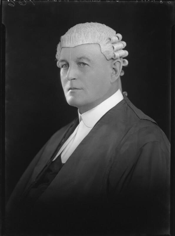 John Babington Macaulay Baxter, by Lafayette, 29 June 1928 - NPG x42564 - © National Portrait Gallery, London