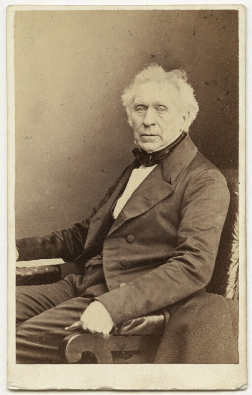 Sir David Brewster, by Thomas Rodger, 1860s - NPG x4293 - © National Portrait Gallery, London