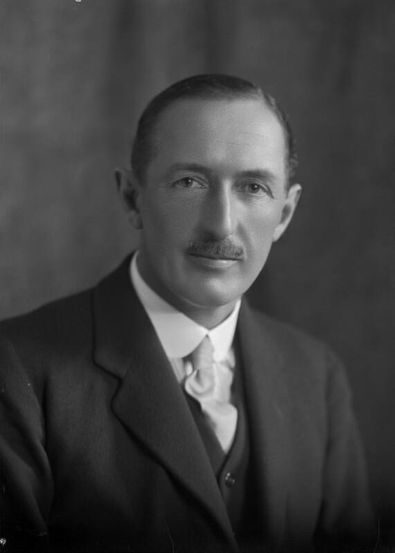 Sir Victor Ewings Negus, by Lafayette, 1 November 1928 - NPG x42969 - © National Portrait Gallery, London