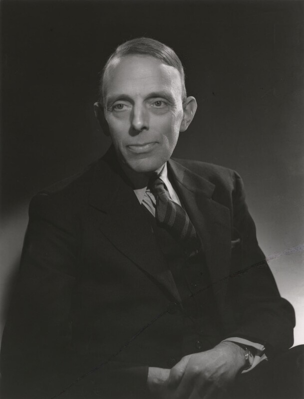 Sir Thomas Weston Johns Taylor, by Bassano Ltd, 25 October 1946 - NPG x43033 - © National Portrait Gallery, London