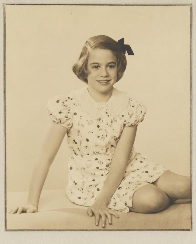 Nancy J. Adler, by Dorothy Wilding, 19 June 1940 - NPG x4350 - © National Portrait Gallery, London