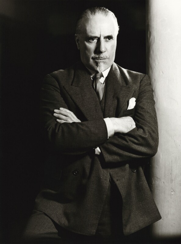 Sir Thomas Beecham, 2nd Bt, by Gordon Anthony, circa 1935 - NPG x44776 - © Getty Images