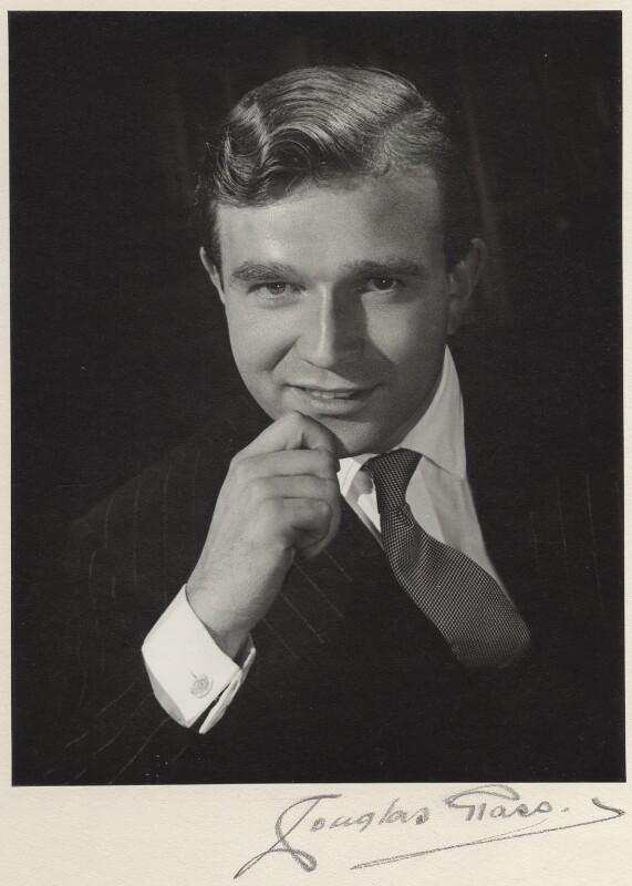 Albert Kevin Alan Kaplan, by Douglas Glass, 1950s - NPG x45108 - © estate of Douglas Glass