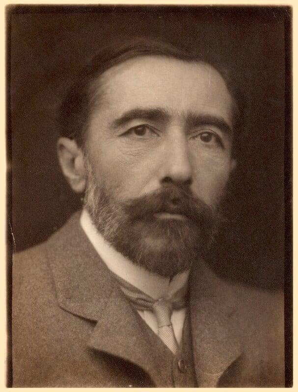 Joseph Conrad, by George Charles Beresford, 1904 - NPG x6360 - © National Portrait Gallery, London