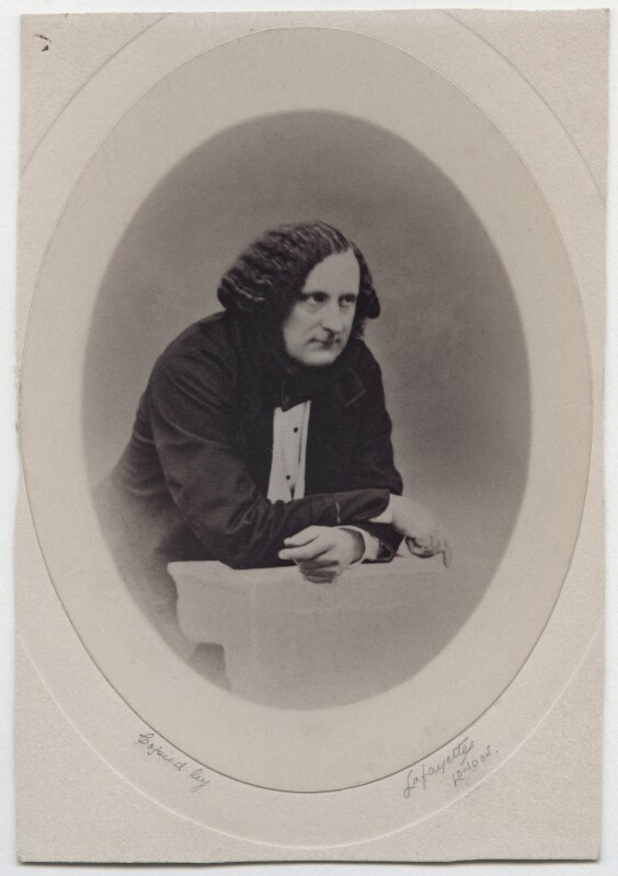 William Ward, 1st Earl of Dudley, copy by Lafayette, (circa 1870s) - NPG x47099 - © National Portrait Gallery, London