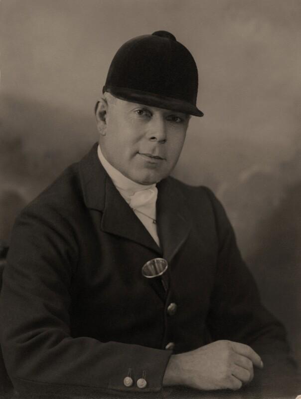 Sir (Owen) Watkin WIlliams-Wynn, 10th Bt, by Hay Wrightson,  - NPG x47175 - © National Portrait Gallery, London