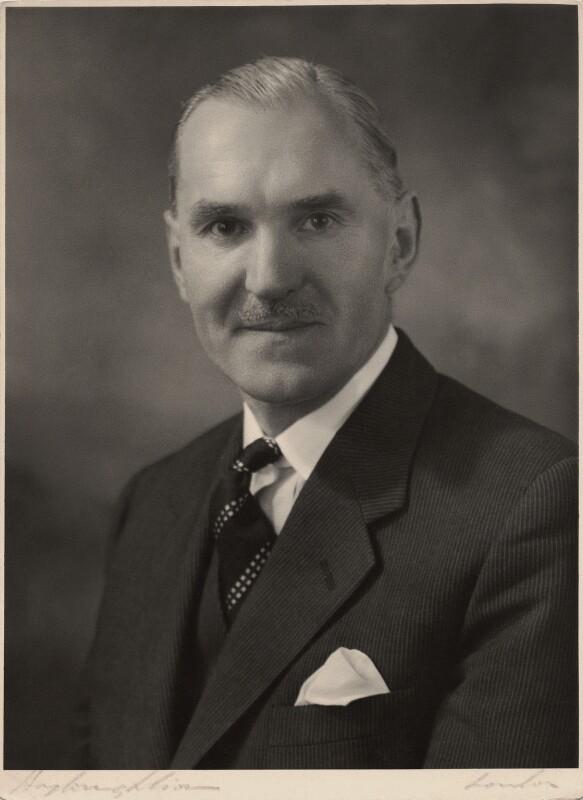 Adrian Price Webley Hope, by Hay Wrightson, 1919-1949 - NPG x47225 - © National Portrait Gallery, London