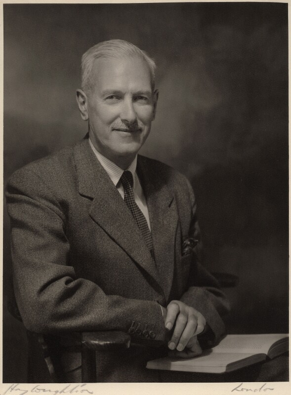 Sir Sidney Chevalier Kirkman, by Hay Wrightson Ltd, circa 1960 - NPG x47232 - © National Portrait Gallery, London