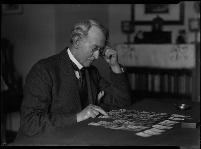 John Dyke Acland, by Lafayette, 10 June 1929 - NPG x47752 - © National Portrait Gallery, London