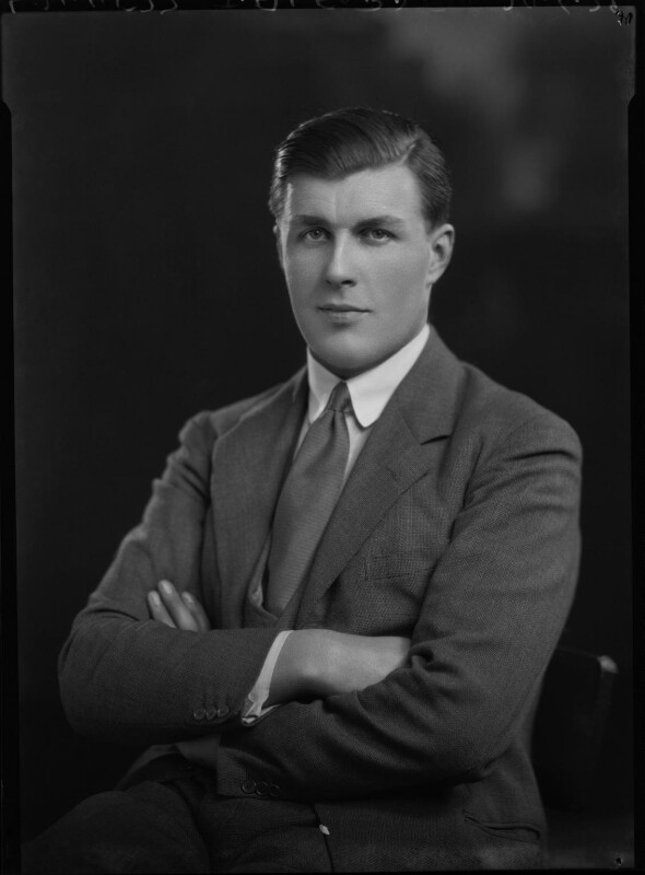 (Edward) John Gregory Alford, by Lafayette, 20 June 1929 - NPG x47796 - © National Portrait Gallery, London