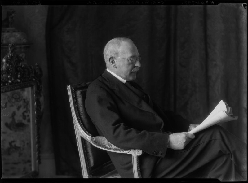 Charles Robert Whorwood Adeane, by Lafayette (Lafayette Ltd), 25 June 1929 - NPG x47807 - © National Portrait Gallery, London