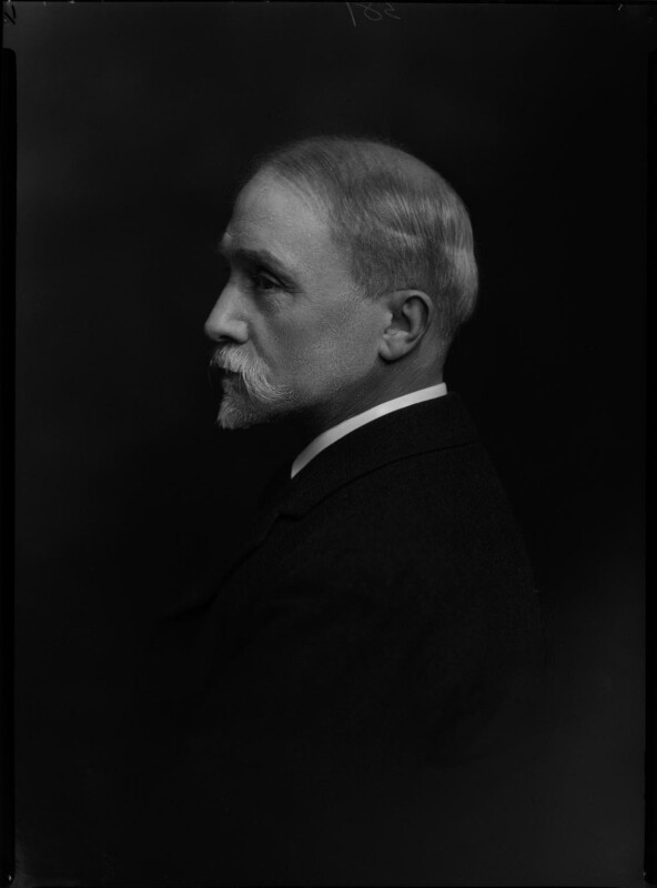 Joseph Edward Southall, by Lafayette (Lafayette Ltd), 30 December 1931 - NPG x47988 - © National Portrait Gallery, London