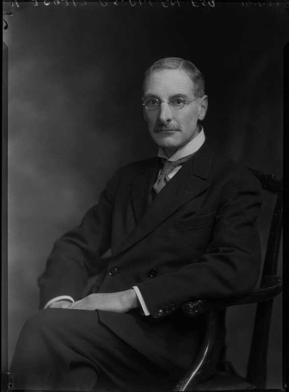 Percy Stafford Allen, by Lafayette (Lafayette Ltd), 14 January 1932 - NPG x48032 - © National Portrait Gallery, London