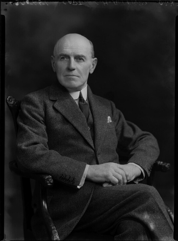 Frederick Claude Hynman Allenby, by Lafayette (Lafayette Ltd), 10 February 1932 - NPG x48057 - © National Portrait Gallery, London